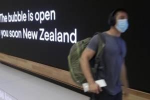 Aufhebung der Beschränkungen: Reisen zwischen Neuseeland und Australien ohne Quarantäne