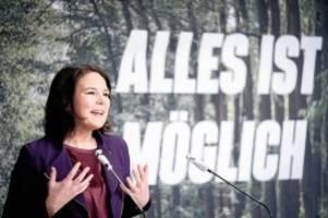 Bundestagswahl: Mit wem es die Grünen ins Kanzleramt schaffen können