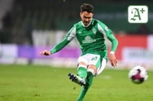 Fußball: Einsatz von Bremens Bittencourt gegen Mainz sehr fraglich