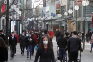 Pandemie: In diesen Bundesländern dürfen Geimpfte ohne Test einkaufen