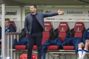 Schalke-Trainer über Abstieg: Grammotzki erhöht den Druck - Kein Gedanke an Abstieg