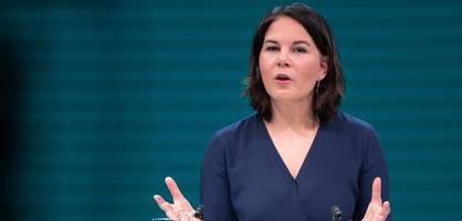 Annalena Baerbock wird erste Kanzlerkandidatin der Grünen