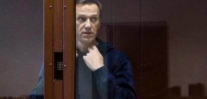 Lebensbedrohlicher Zustand – Nawalny in Krankenhaus für Häftlinge verlegt