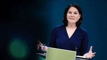 Führung ohne Fehde: Baerbock als grüne Kanzlerkandidatin nominiert