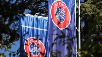 Fußball droht Spaltung: UEFA kontert Super-League-Pläne