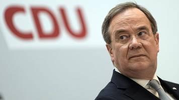Kanzlerkandidatur der Union: Laschet für Entscheidung über K-Frage noch am Abend