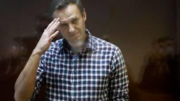 Im Straflager erkrankt: Kremlgegner Nawalny ins Gefängniskrankenhaus verlegt
