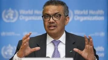 WHO: Rekordzahl an Coronainfektionen innerhalb einer Woche