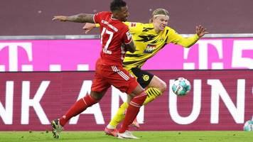 Feiern Borussia Dortmund und der FCB Bayern ein Königsklassen-Comeback?