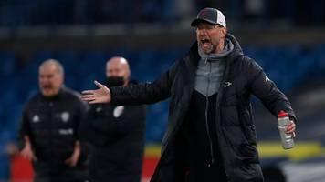 fußball-debatte: liverpool-coach klopp ist gegen die super league