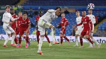 Premier League: Liverpool patzt in Leeds und verpasst Sprung auf Platz vier