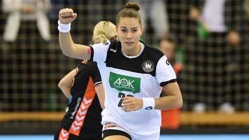 qualifikationsspiel - mit 22 kapitänin: bölk will handball-frauen zur wm führen