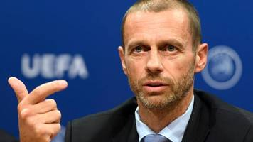 Sitzung Exekutivkomitee: UEFA bleibt bei Reform für Champions League