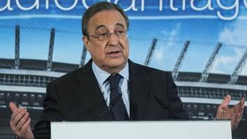 Super League: Fußball-Spitzenclubs gründen Konkurrenz zur Champions League