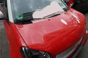 Ermittlungen nach Farbanschlag auf Lauterbachs Auto