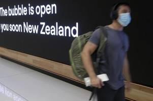 Reisen zwischen Neuseeland und Australien ohne Quarantäne