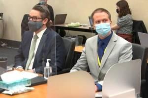 Staatsanwaltschaft: Chauvin ist für Mord an George Floyd verantwortlich