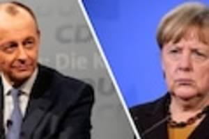 """cdu und ihre bundestagskandidaten - merz ist nicht alleine: in der union beginnt der kampf gegen die """"merkelianer"""""""