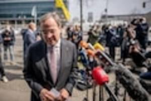 Chaos im CDU-Bundesvorstand - Der arme Armin, aber…Abend: Alle wollen ihn – eigentlich nicht