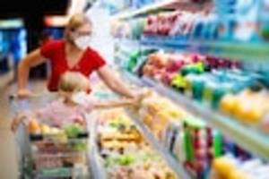 R-Wert höher als beim Friseur - Supermarkt nach Corona-Ausbruch dicht: So groß ist Infektionsrisiko beim Einkaufen