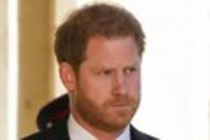 ein insider will es wissen - verwirrung um prinz harry: bleibt er für den queen-geburtstag doch da?