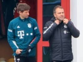 Flick beim FC Bayern: Er zieht's jetzt durch