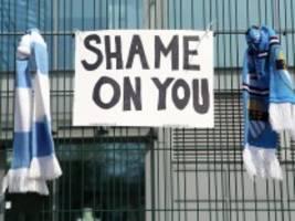Europäischer Fußball: Fünf englische Klubs ziehen sich aus Super League zurück