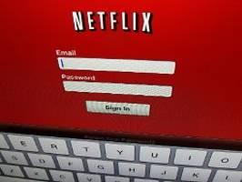 Kurs bricht ein: Netflix enttäuscht massiv mit Kundenzustrom