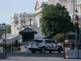 US-Polizist bei Sturm aufs Kapitol an Schlaganfall gestorben
