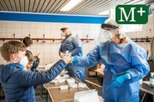 Corona-Pandemie: Friedenauer Sportverein führt Corona-Tests bei Kindern durch