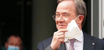 armin laschet - reaktionen: »söder war erkennbar der kandidat der herzen«