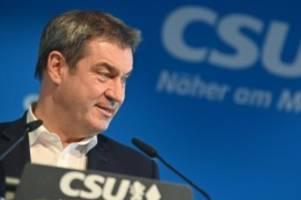 kanzlerkandidatur: markus söder: wie geht es nach der niederlage weiter?