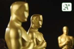 Pandemie: Oscars: Stars teils mit und teils ohne Maske