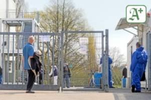 Pandemie: Corona-Quarantäne: Obdachlose in Niendorf isoliert