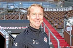 Fußball: Bei St. Pauli will auch der Trainer noch lernen