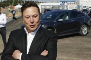 tesla: elon musk: unfallauto fuhr nicht mit autopilot