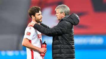 30. Spieltag - Bundesliga am Dienstag: Vier Spiele,  vier Köpfe