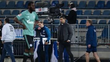 Schalker Abstieg nach Horror-Saison besiegelt