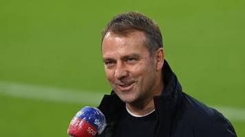 Bayern-Coach Flick: Noch fünf Spiele mit dieser Mannschaft
