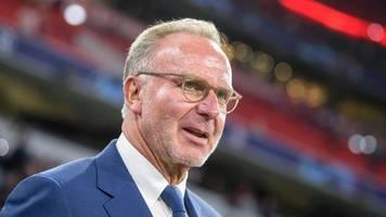 Super-League-Beben: Bayern-Chef Rummenigge vor Rückkehr in Uefa-Exekutive