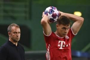 Bayern-Profi Kimmich wünscht sich Flick als Bundestrainer