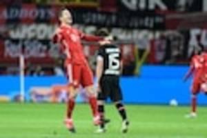 Fußball heute - Live-Stream: So sehen Sie Bayern München gegen Leverkusen live im Internet