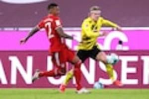 Super-League-Knall - Rutschen Bayern und BVB jetzt doch ins Champions-League-Halbfinale?