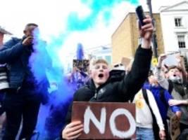 Fußball: Manchester City und Chelsea wenden sich von Super League ab