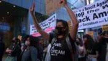 George Floyd: Reaktionen auf die Verurteilung von Derek Chauvin