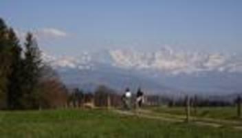 landwirtschaft: der bauer frisst die landschaft