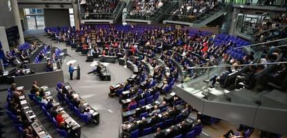 Corona: Bundestag stimmt über einheitliche Notbremse ab - Livestream