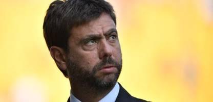 Super League: Andre Agnelli von Juventus hält Projekt für gescheitert