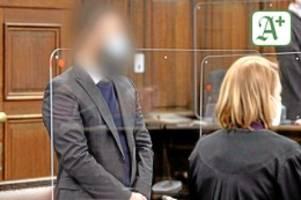 Prozess: Tod von Hamburger Fahnder: Sechs Jahre Haft für Angeklagten