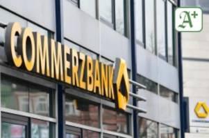 banken: commerzbank hamburg steigert kundenzahl auf 425 000